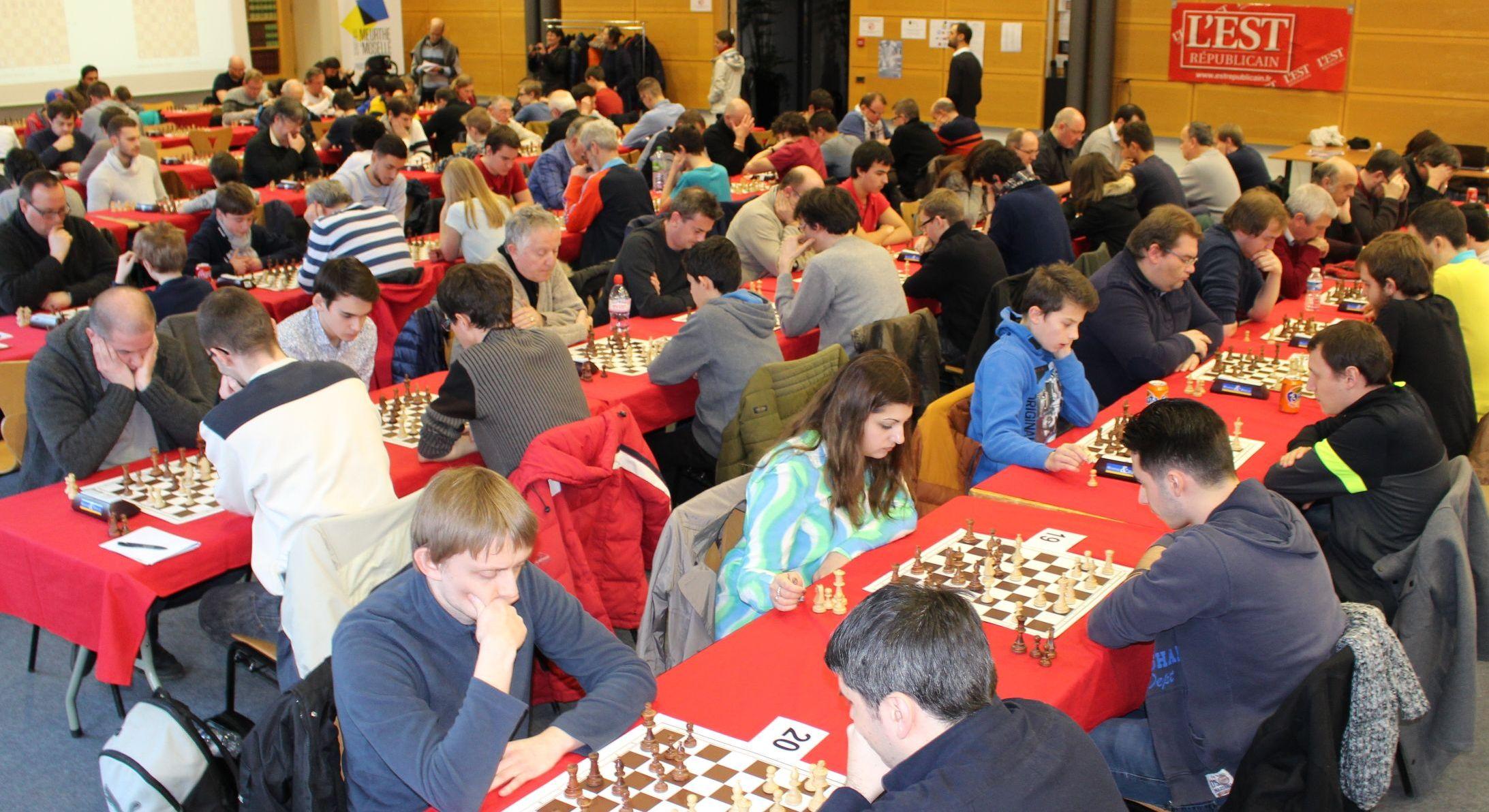 292 participants ont disputé le 15ème Festival à Nancy les 18 et 19 février 2017